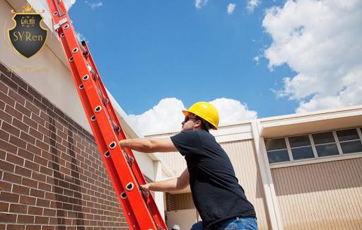 آموزش استفاده از نردبان