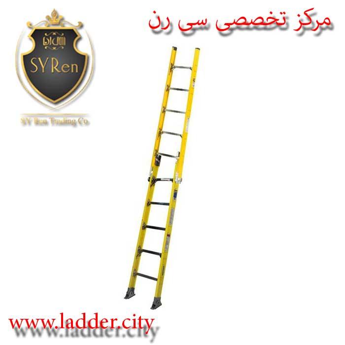 نردبان آلومینیومی | نردبان تاشو | نردبان آلوم پارس پله