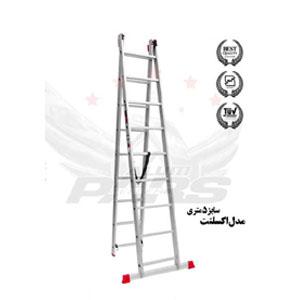 نردبان صنعتی 5 متری اکسلنت آلوم پارس