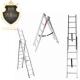 انواع نردبان